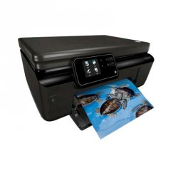 HP Photosmart 5520e All in One Drucker, Scanner, Kopierer, Wlan, ePrint, USB, Vorführgerät für 39€ (idealo: 79,89€)
