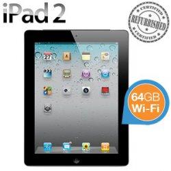 @iBOOD Extra: Apple iPad 2 64GB, Wi-Fi und 9,7-Zoll – Refurbished für 285,90€ (idealo: 375,99 €)