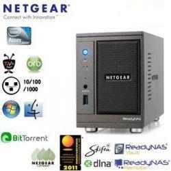 @iBOOD Extra: Netgear ReadyNAS Ultra 2 Netzwerkspeicher mit 2 x Gigabit Ethernet für 65,90€ (idealo: 616,34€)