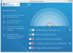 Jahreslizens Steganos Online Shield VPN mit 5GB @Steganos