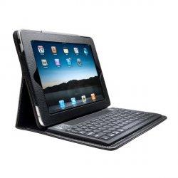Kensington KeyFolio, Schwarz [für Apple iPad 1/2/3/4] bei @notebooksbilliger für 17,98€ (idealo: ab 24,81€)