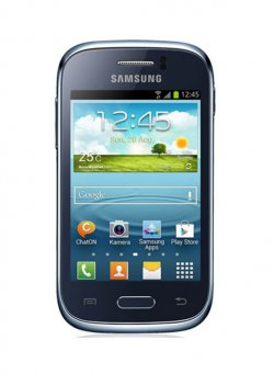 Klarmobil Allnet-Starter (D-Netz 400MB) + Samsung Galaxy Young  für 5,95€ mtl. @ amid-elektronik