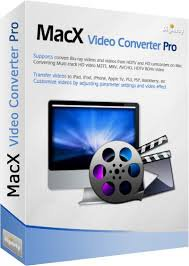 Kostenlos MacX Video Converter Pro mit Lizenz downloaden @ Macxdvd Giveaway