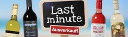 Last-Minute Ausverkauf + 3 aktuelle GUTSCHEINE bei Weinvorteil.de