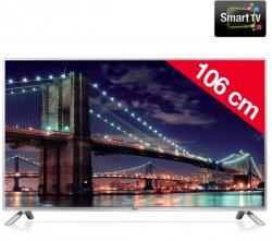LG 42LB5700 , LED-Smart TV für 373,99€ inkl. Versand [idealo 566€] @ Pixmania