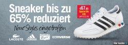 MandM Direct: Sneaker von Adidas, Bensch, Puma usw. bis zu 65 Prozent reduziert