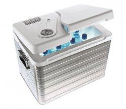 Mobicool Elektrische Alu-Kühlbox für Auto und Steckdose für 81,19€ inkl. Versand [idealo