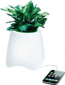 Muse Dekoratives Ambiente-Licht mit integriertem Lautsprecher ML-10 PC bie @voelkner.de für 9,98€ (idealo: 17,18€)