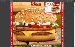 Neue McDonalds Gutscheine! – gültig ab 08.09.2014
