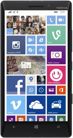 Nokia Lumia 930 Black für 349€ @base.de (Idealo: 398,36 €)