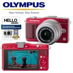 Olympus PEN E-PM2 Systemkamera mit 14-42-Objektiv für 259,95 € zzg. 5,95 € Versand (289,95 € Idealo) @iBOOD Extra