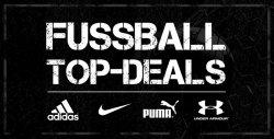 Plutpsport: Fussball Top-Deals mit bis zu 92 Prozent Rabatt auf über 1500 Artikel von Nike, Puma, Adidas…