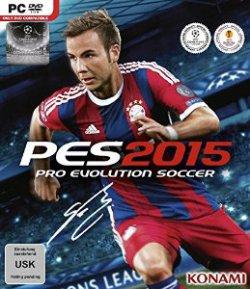 Pro Evolution Soccer 2015 vorbestellen ab 39,99€ + Gratis Offizieller PES 2015 Fußball mitbestellen @Amazon