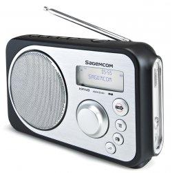 SAGEMCOM HM 40 DAB/DAB+ Radiorekorder tragbar bei @amazon für 26,95€ (idealo: 118,97€)