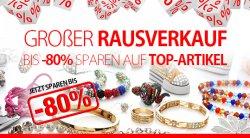 Schmuck SALE bei Silvity mit bis zu 80% Rabatt + 5€ Gutschein