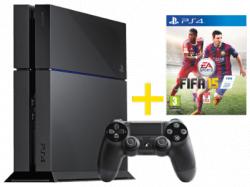 Sony Palystation 4 + FIFA15 bei MediaMarkt online oder Store nur 399€ statt 458€
