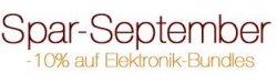 Spar September – 10% auf Elektronik Bundles @ Amazon