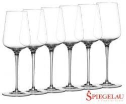 Spiegelau Angebote bei @Mömax. z.B. Weissweinglas Hybrid 6er Set für 25€ zzgl. 2,95€ Versand (idealo: 49,90€)