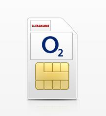 Talkline o2 Talk Allnet Flat für 9,99€ mtl. @ Modeo