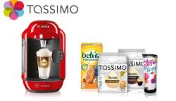 TASSIMO VIVY mit TASSIMO To Go Thermobecher + 2x T DISC Kapseln und BelVita Keksen inkl. Versand für 34,99 € @Groupon