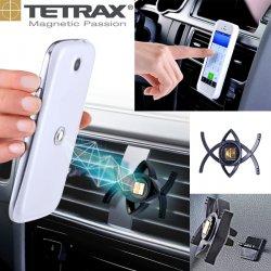 Tetrax Smartphone-&-Navi-Halterung für das Auto für 14,95 € zzgl. 5,95 € Versand (33,67 € Idealo) @iBOOD Extra