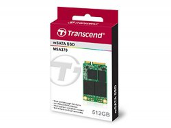 Transcend MSA370 interne mSATA SSD 128GB für 53,90 € (65,00 € Idealo) @Amazon