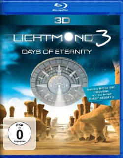 Vorbestellung: Lichtmond 3 Days Of Eternity Pop Blu-ray 3D für 4,99€ @Mediamarkt [Amazon für 15,10€]