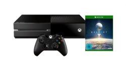 Xbox One + Destiny Bundle + 50 € Gutschein für 399,99€ [ idealo 422€ ] @ Microsoftstore