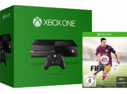 XOne + 2 Controller + FIFA + Forza für 399€ @saturn.de