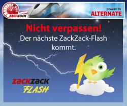 Zackzack Flash Sale für nur 24 Stunden Liveshopping Haushaltsangebote