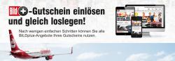 1 Monat BILDplus Digital gratis statt 4,99€ durch Gutschein