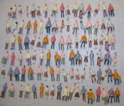 100 Figuren für Spur N für 5,99€ statt 15€ inkl. Versand @ebay