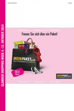 10€ MeinPaket Gutschein gültig bis zum 11.10.2014