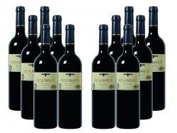 12er-Paket Ursa Maior – Rioja DOCa Reserva mit Gutscheincode für 59€ (ohne Gutschein: 143,88€) oder 15€ Rabatt ab 35€ MBW
