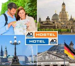 2 Nächte in einem A&O Hotel der Wahl für 2 Pers. im DZ ohne Frühstück für 49€ @eBay