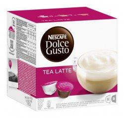 2 Nescafé Dolce Gusto 3er Pack (48 Kapseln) Artikel kaufen, 1 Nescafé Dolce Gusto Tea Latte 3er Pack (48 Kapseln) gratis dazu @ Amazon
