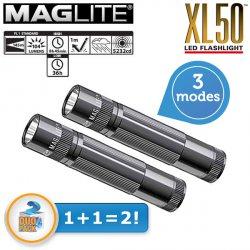 2x Maglite XL50 LED-Taschenlampe für nur 29,95€ beim iBOOD-Extra