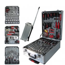 288 tlg. Werkzeugtrolley nur 69€ zzg. 4,90€ Versand – Idealo ab 82€