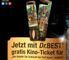 2x Dr. Best Aktionsprodukt kaufen und Kinoticket für Hobbit 3 gratis dazu @gsk-secure