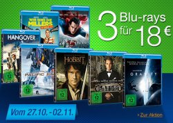 3 Blu-rays für 18 € @Amazon