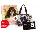 5 Ausgaben BRIGITTE mit 20 Cent Gewinn – dank 10€ Amazon Gutschein