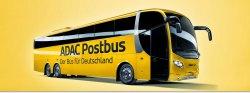 @ADAC Postbus Rückfahrer Spezial: 50% Rabatt auf die Rückfahrt!