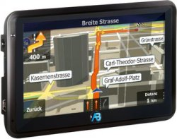Apollo Bell 5.0 5 Zoll Central Europe Navigationssystem für 39,99 € (59,90 € Idealo) @Notebooksbilliger