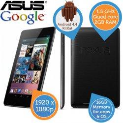 Asus Google Nexus 7 (2013) WiFi schwarz für 169,95 € zzgl. 5,95 € Versand (249,00 € Idealo) @iBOOD Extra