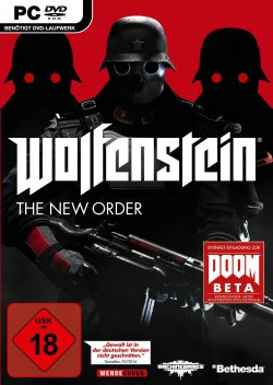 Bis zu 86% Rabatt auf Games- & Software-Downloads, z.B. Wolfenstein: The New Order für 25,97€ @Amazon