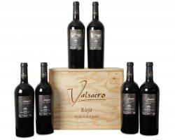 Bodegas Valsacro Dioro – Rioja DOCa Tinto Kollektion für 34,99 € statt 139,99 € @Weinvorteil