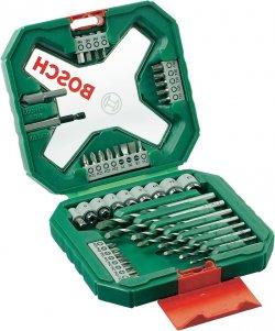 Bosch Universal-Bohrersortiment 44teilig X-Line für 11,99 € (28,96 € Idealo) @Voelkner