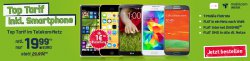 D1 Telekom Flat Smart Classic, 4 fach Flatrate ( 500MB )+ Smartphone für 19,99€ mtl. @ handytick.de