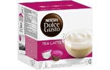 DOLCE GUSTO Tea Latte (16 Kapseln) bei Saturn für 2,29€ VSK frei (Lokal: 4,79€)