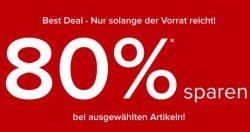 dress-for-less: 80% auf über 200 Artikel + versandkostenfrei ab 29,99€